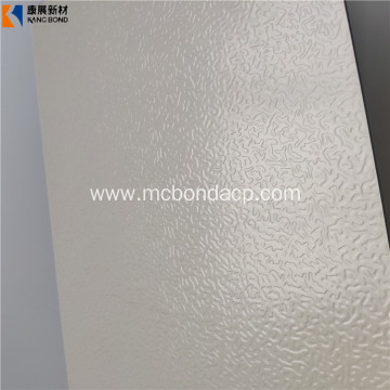 6mm PE Coating Waterproof Aluminium Composite Panel