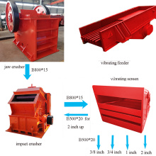 Best Price for for Crushing Machine,Crush Machine,Jaw Crusher Manufacturer in China Sand And Aggregate Production Plant For Sale export to Botswana Supplier