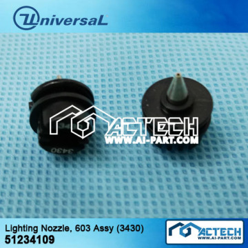 Fast Delivery for Washer Nozzle Universal 603 Lightning Nozzle Assy export to Cook Islands Factory