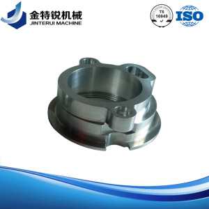 Manufacturer for Turn-Milling Machining Parts Precision Cnc machining stainless steel parts supply to Chad Supplier
