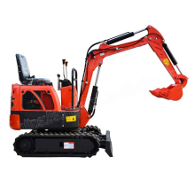 Cheap1t 0.8t mini digger excavator