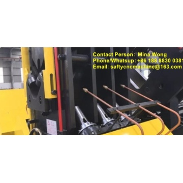 High Speed CNC Angle Steel Drilling Machine