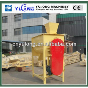 Single Twin screw Double Spiral Mixer