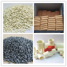 Chlorinated Polyvinyl Chloride Pellets for Injection