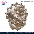 Rotary drill head single cone bit for foundation