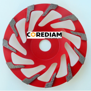 125mm L Segment Grinding Cup Wheel