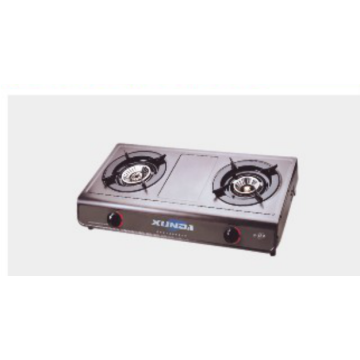 Teflon Coating Table Gas Cooker
