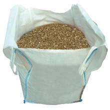 Jumbo ton bags of gravel