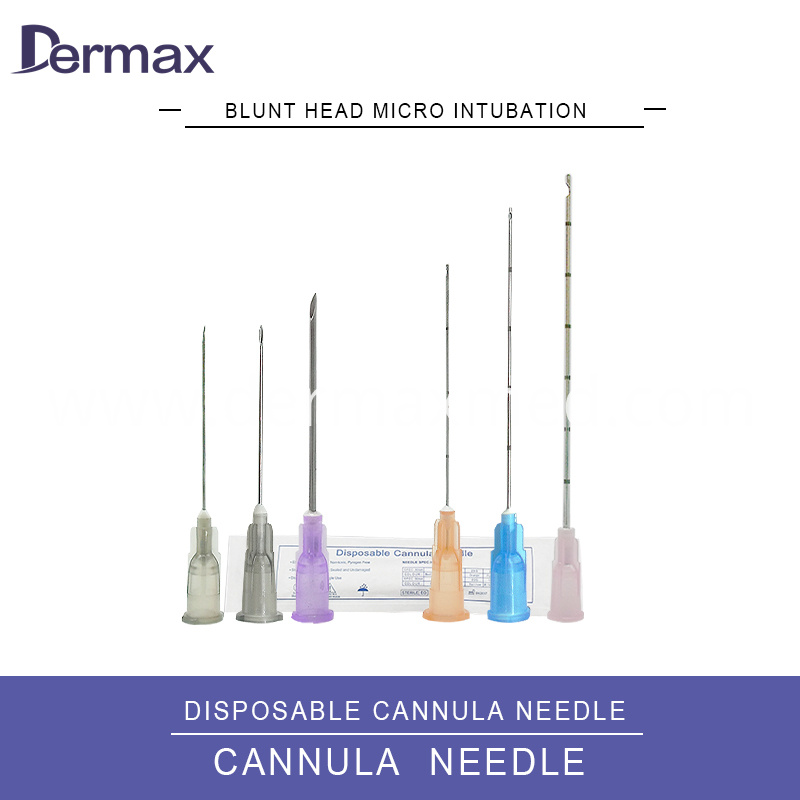 barbed pdo with cannula