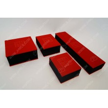Factory directly for Jewelry Box Big red flannelette ironing beads export to Croatia (local name: Hrvatska) Supplier
