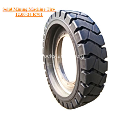 Solid Mining Machines Tire 12.00-24 R709