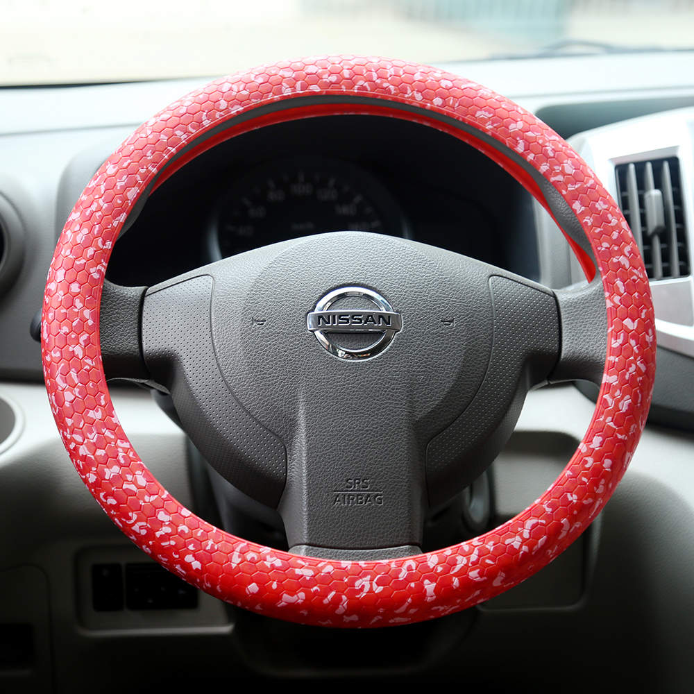 auto style steering wheel cover