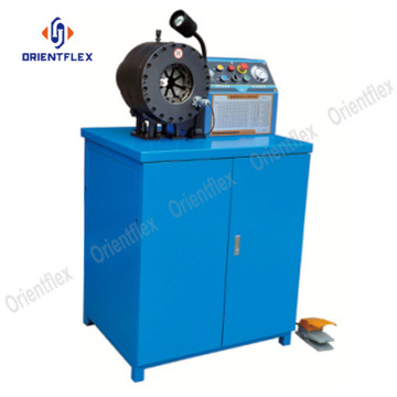 Best selling hand hydraulic hose crimping press HT-91C