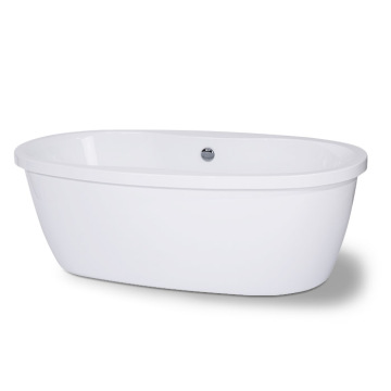 66 inch Acrylic soaking Stand alone Bathtubs