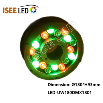 DMX RGB Waterproof Ip68 Led Underwater Light
