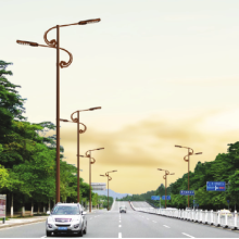 Factory Promotional for Led Street Lamp Price LED Street Lighting System export to Bahrain Factory