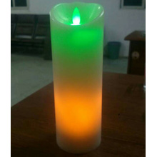 Factory source for 3D Flameless Candles color changing led candle for party decoration export to Poland Exporter