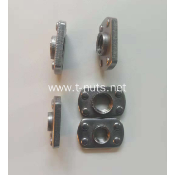 Customized Auto Flat Plane Weld Nuts
