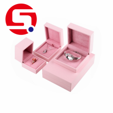 20 Years manufacturer for Velvet Necklace Box Custom made jewellery boxes wholesale export to Japan Supplier