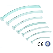 Cheap for Disposable Tracheal Tube Medical Disposable Blue Color Nasopharyngeal Airway export to French Polynesia Manufacturers