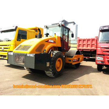 XCMG 16ton double drum XS162J road roller