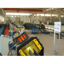 Customize Heavy Storage Pallet Rack Column Making Machine