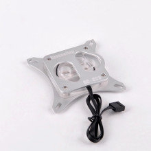 Acrylic Copper colorful control system CPU water block