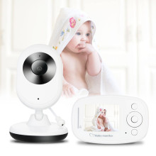 Free sample for 2.4Inch Kids Video Monitor Digital Audio Infant Video Baby Monitor Cameras export to France Manufacturer