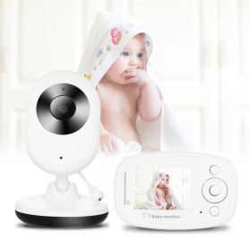 Digital Audio Infant Video Baby Monitor Cameras