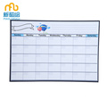 Dry Dry Screen Magnetic White Monthly Planner