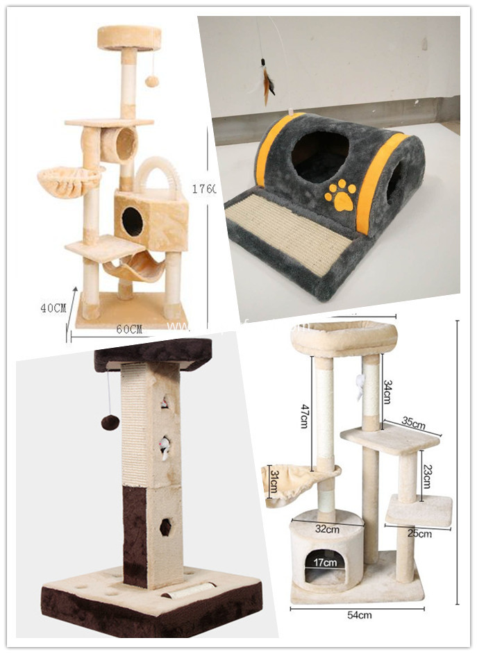 Popular Cat Tree High quality