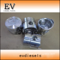 NISSAN engine parts piston SD25 piston ring