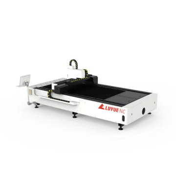 1000W CNC Metal Plate/Tube Fiber Laser Cutting Machine