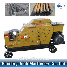 New Fashion Design for Steel Rebar Cutting Machines Engineering& Construction Machinery Steel Cutting Machine export to United States Factories