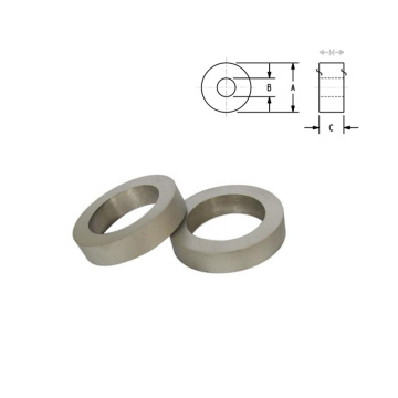 Sintered Big Ring Alnico Motors Magnet