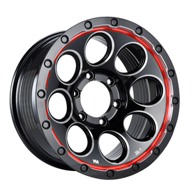 Al Alloy SUV Wheels