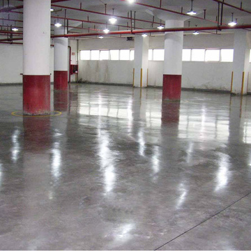 Polyaspartic coatings for commercial garage floors