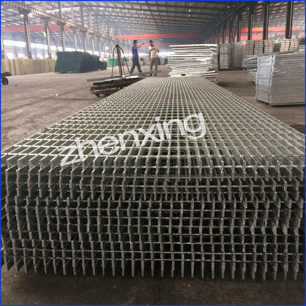 Locked Steel Grating