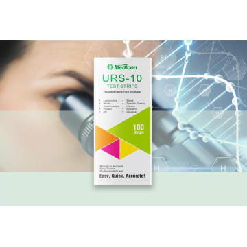 MDK urine for test strips  for analyzer10