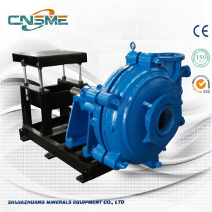 Bare Shaft Metal Lined Slurry Pump