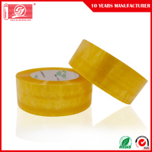 Hot Sale for for Yellowish Masking Tape Yellowish Bopp Adhesive Tape Wrap Packing Tape supply to Fiji Manufacturers