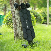 Adult electric skateboard with powerful direct drive motor