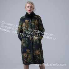 Coat With Fur For Women
