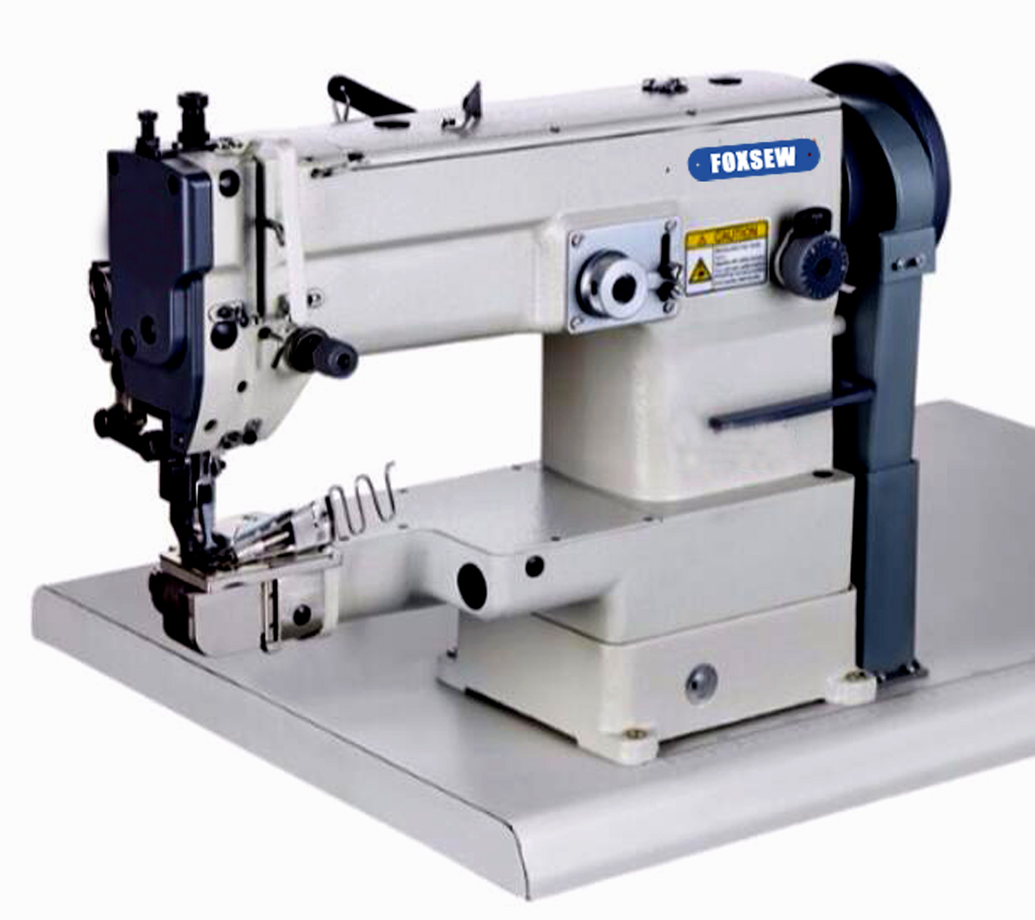 FX-2153CB Cylinder Bed Zigzag Sewing Machine with Tape Binder