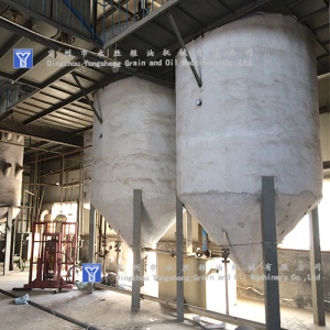 Cooking Oil Refinery Turnkey Project