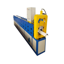 Aluminum Sheet Building Roof Ridge Cap Forming Machine