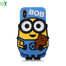 Newest Cartoon Charoctor Silicone Phone Case Wholesale