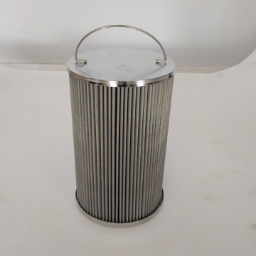 Washable Stainless Steel Hydraulic System Oil Filter Element