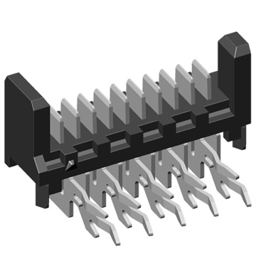 China for Offer Idc Connector,Idc Socket Connector,Idc Cable From China Manufacturer 1.27mm Picoflex Type Angle DIP supply to Netherlands Exporter