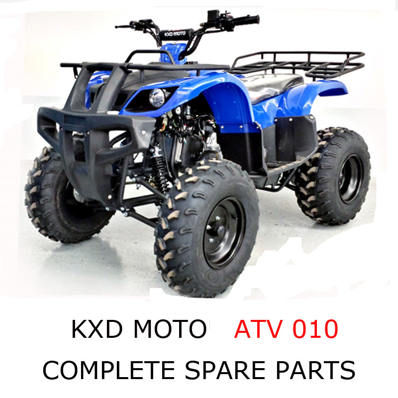 KXD Motor ATV 010 Parts Complete Scooter Parts